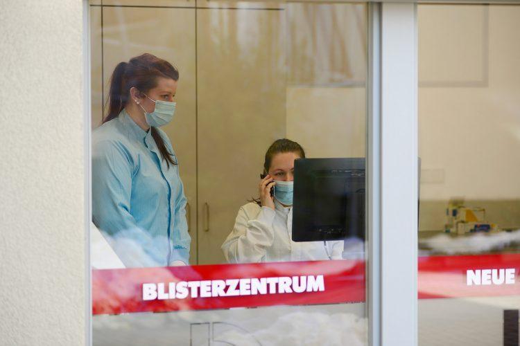 Blisterzentrum Halle
