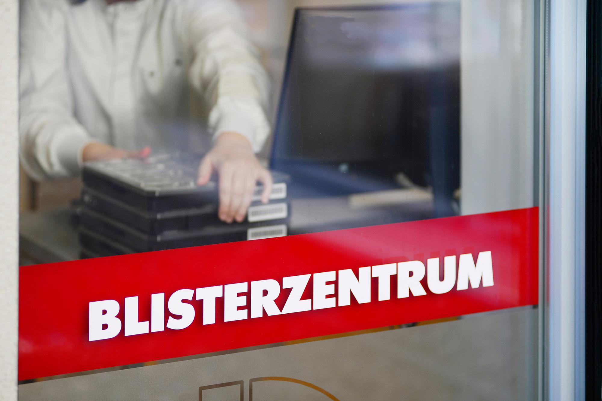 Blisterzentrum Halle Saale